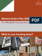 Mission Action Plan Slide Show