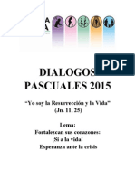 Diálogos Pascuales 2015