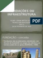 Fundações Ou Infraestrutura
