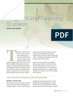 Teenage Pregnant Parenting Rights