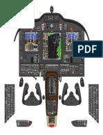 Cessna Citation Mustang Panel