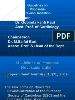 Gudelines on Myocardial Revascularization.ppt
