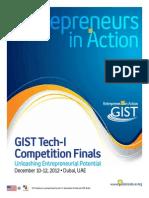 2012 Dubai Tech-I Brochure