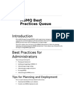 Ms Mq Best Practice