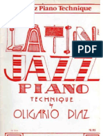 Latin Jazz Piano