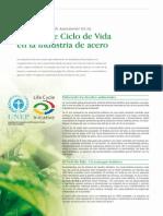 Acero Galvanizado - Impacto Ambiental