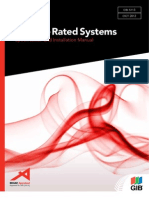 GIB Fire Rated Systems 2012