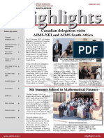 AIMS South Africa Newsletter February 2015