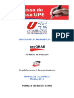 Manual.mobilidadeAcadêmica2014 UPE