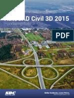 Autocad Civil 3d 2015 Fundamentals-Capitulo 2