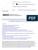 Dementia _ 1-Recommendations _ Guidance and Guidelines _ NICE