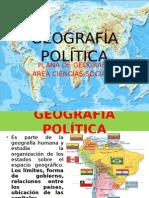 Geo. Politica