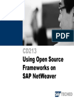 Using Open Source in SAP