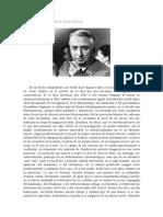 Roland Barthes – de La Obra Al Texto