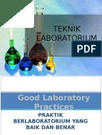 Good Laboratory Processing