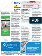 Pharmacy Daily for Wed 01 Apr 2015 - Comp review