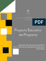 PEP-Ingeniería de Sistemas e Informática