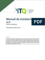 Instalación de GLPI en Centos