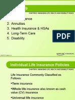 Insurance Ch.9b