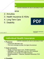 Insurance Ch.9c