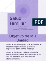 Clase 1 Salud Comunitaria