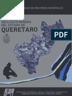Monografia Minera de Queretaro
