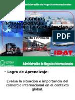 SESION 1 negocios internacionales
