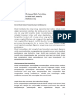 Survey of Instruksional Development Model Gustafson