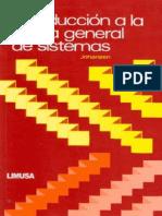 1. Introduccion a La Teoria General de Sistemas - Oscar Johansen