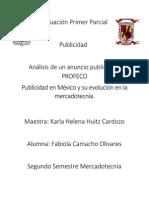 La Publicidad en México y Su Evolución en La Mercadotecnia