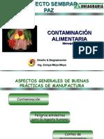 Contaminación Alimentaria uniagraqria
