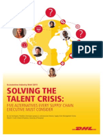 Dhl Dgf Automotive Whitepaper Solving the Talent Crisis 2015