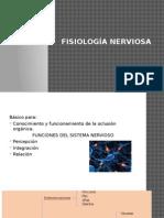 Fisiologia Nerviosa