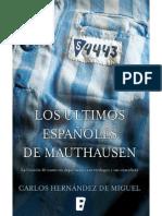 Los Últimos Españoles de Mauthausen - Carlos Hernandez