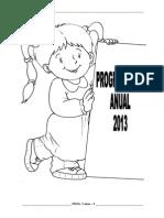 Diversificación Inicial 3 Años 2013