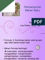 P-4 PENCAMPURAN BAHAN BAKU.ppt