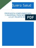 Propuesta Universal Ley Ricarte Soto
