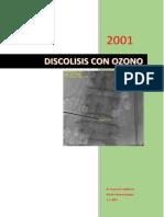DISCOLISIS PERCUTANEA CON OZONO