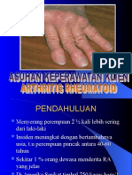 Arthritis Reumatoid