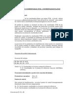 Resumen Transformacion Datum-coordenadas