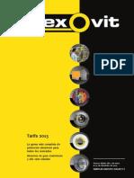 Flexovit Industrial & Merchandise 2015 Español