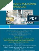 Manajemen Mutu Peralatan Radiologi Medan 16122014
