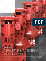 Complete Pump Solutions for Fire Protection