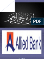 Allied bank presentation