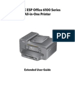 Kodak ESP 6100 Series Printer Manual - Copy