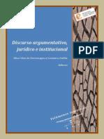 Discurso Argumentstivo y Juridico_2013