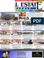 Real Estate Weekly - January 28, 2010