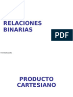 R. Binarias