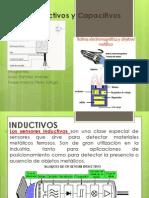 Sensores Inductivos y Capacitivos