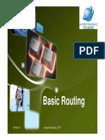 Basic Routing